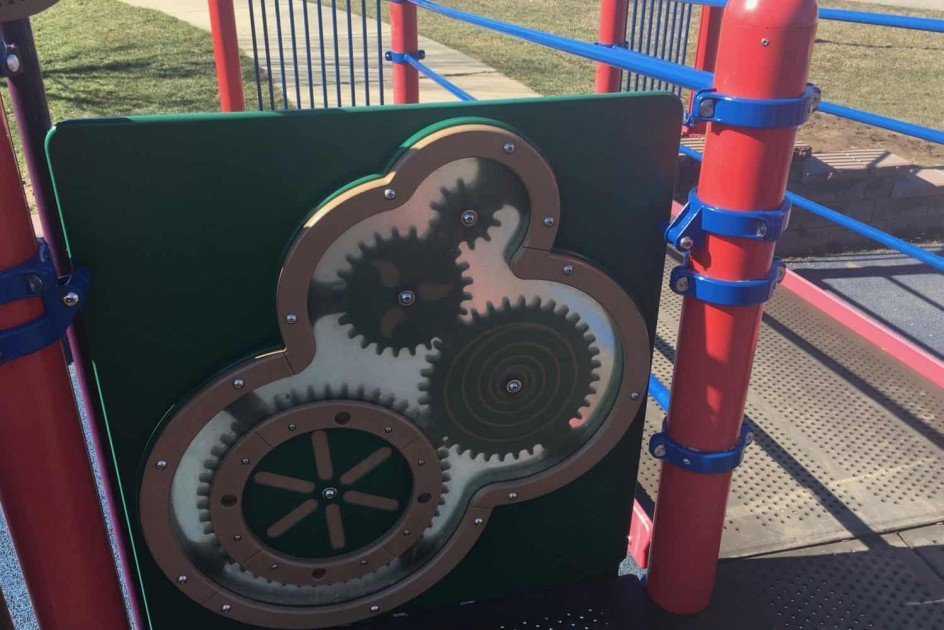 Ford Heritage Park - Accessible Playground