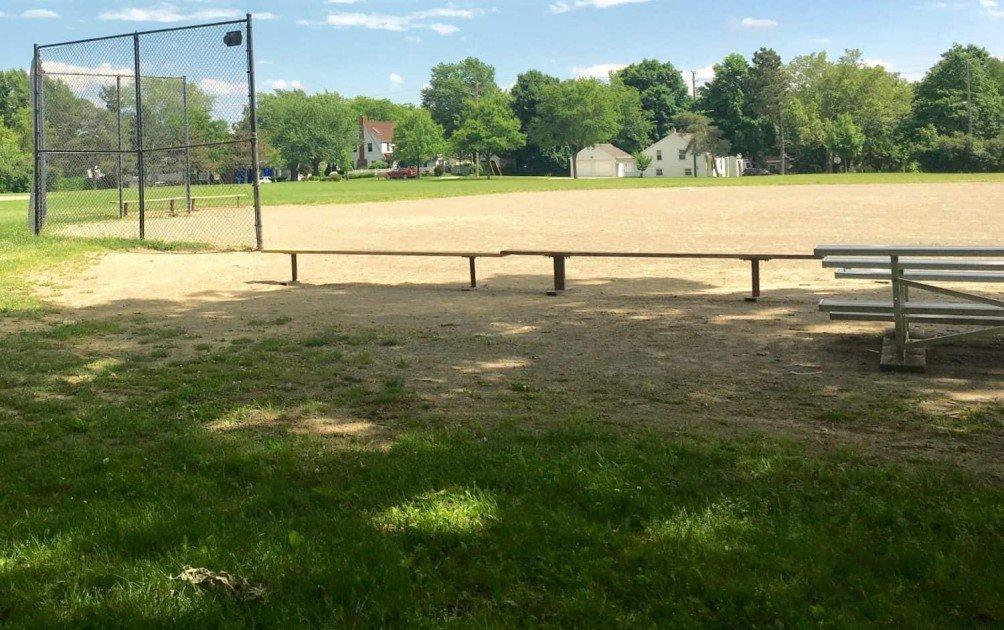 Allmendinger Park Softball Field