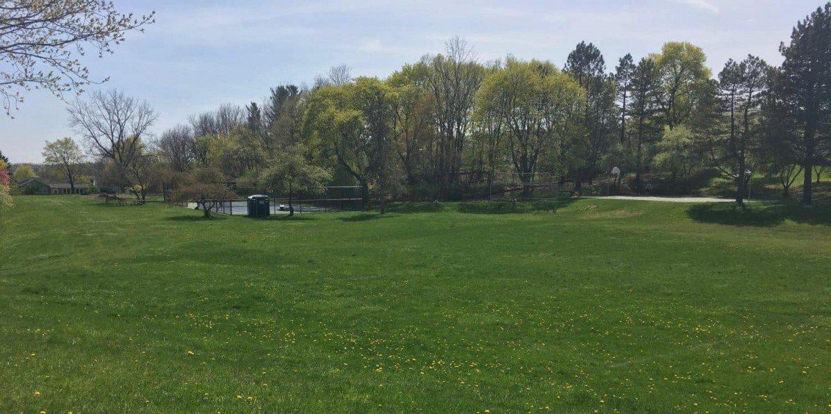 Hunt Park Playground Profile - Sports Fields