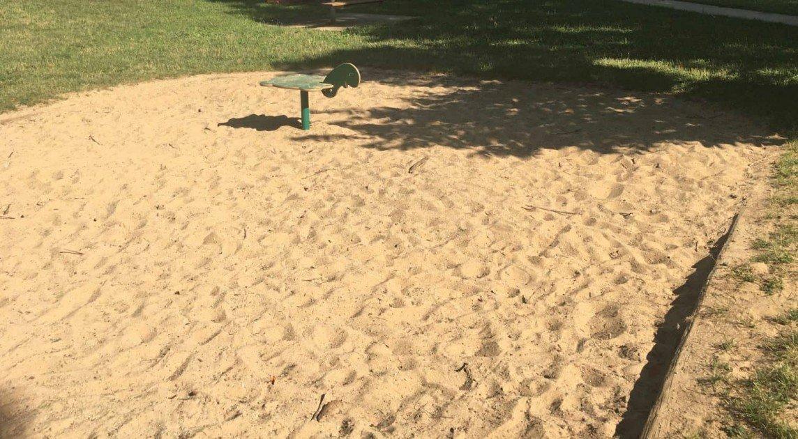 Frisinger Park - Sandbox