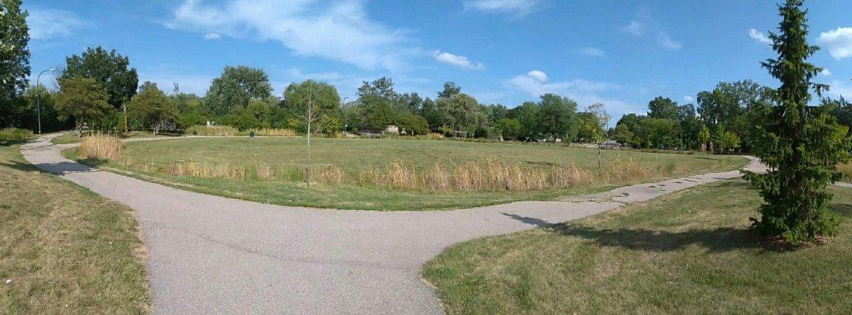 Arbor Oaks Playground Profile - Trails