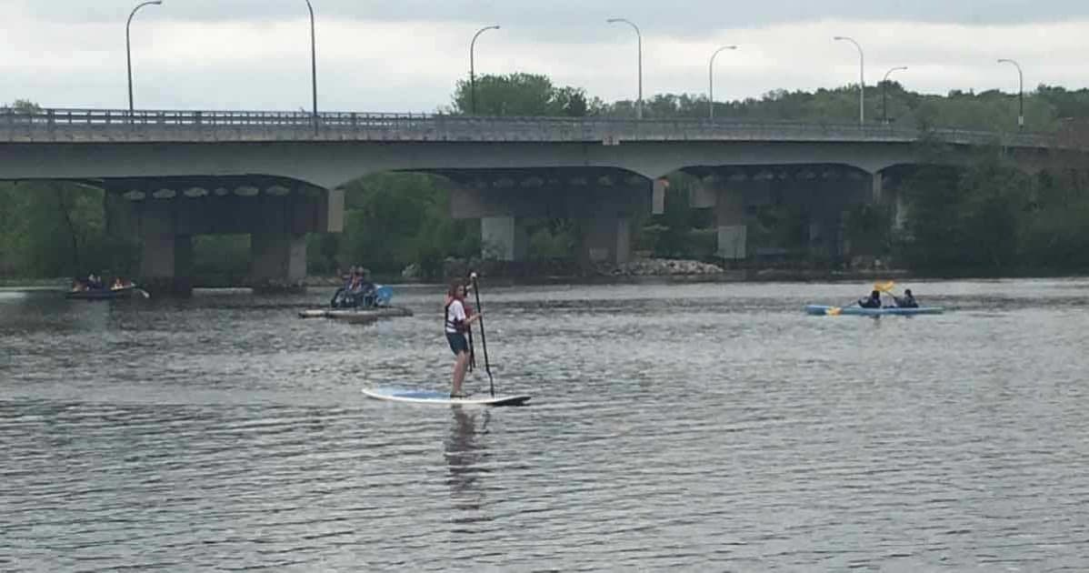 Ann Arbor Still Water Paddles - Stand Up Paddleboarding