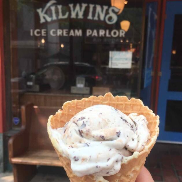 Ann Arbor Ice Cream Tour - Kilwin's Window & Ice Cream