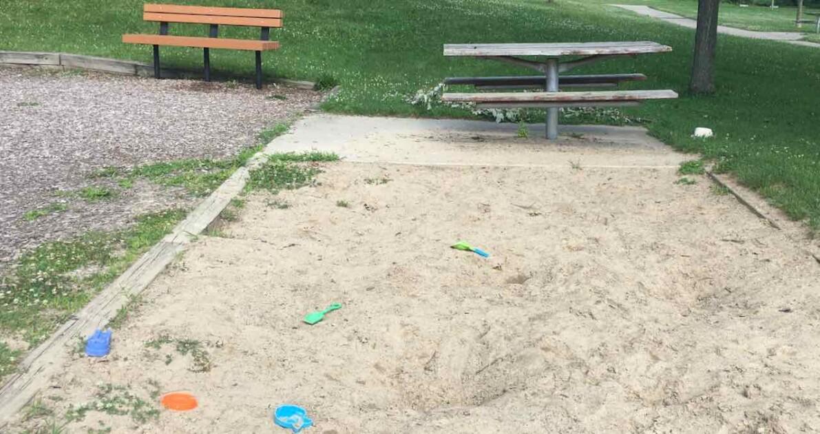 Ann Arbor Lansdowne Park - Sandbox