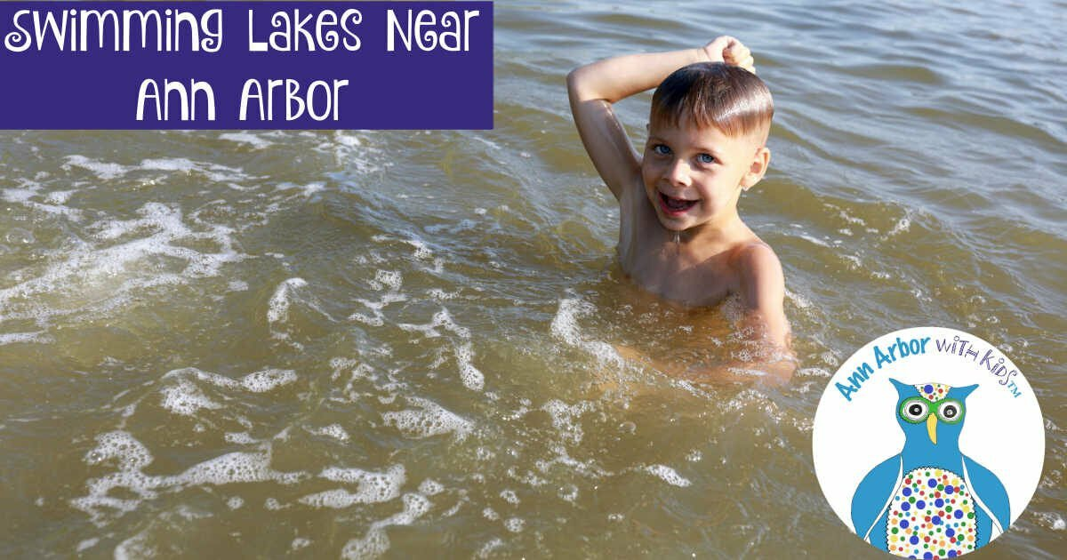 Ann Arbor Swimming Lakes