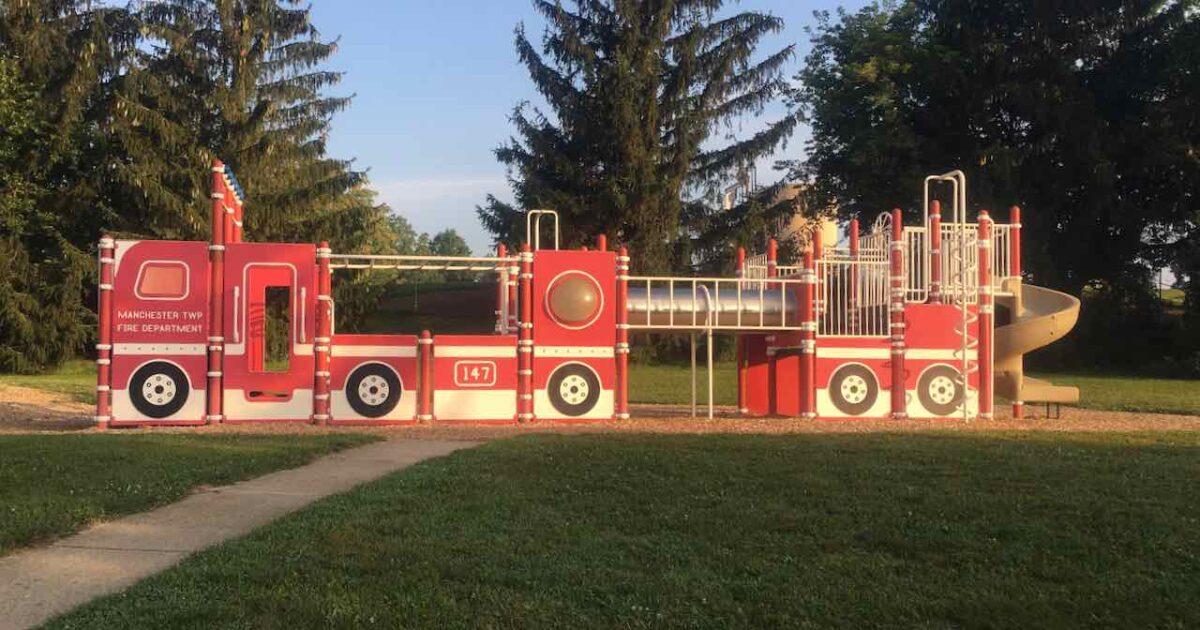 Chi-Bro Park Fire Truck Structure