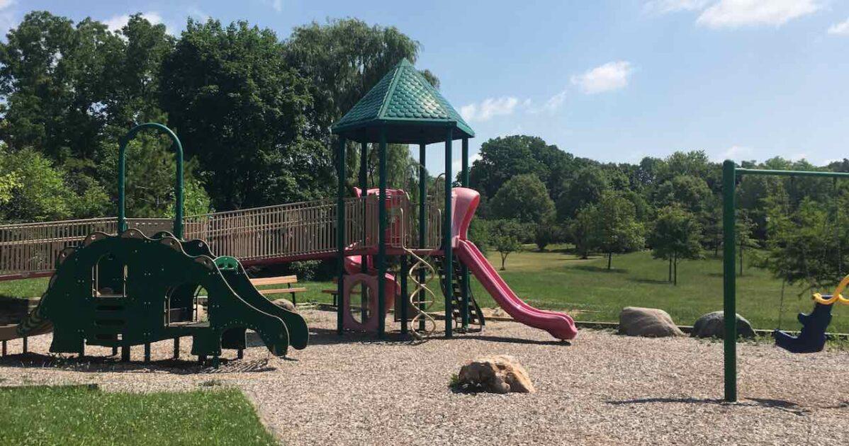 Garden Homes Park - Playground Structure