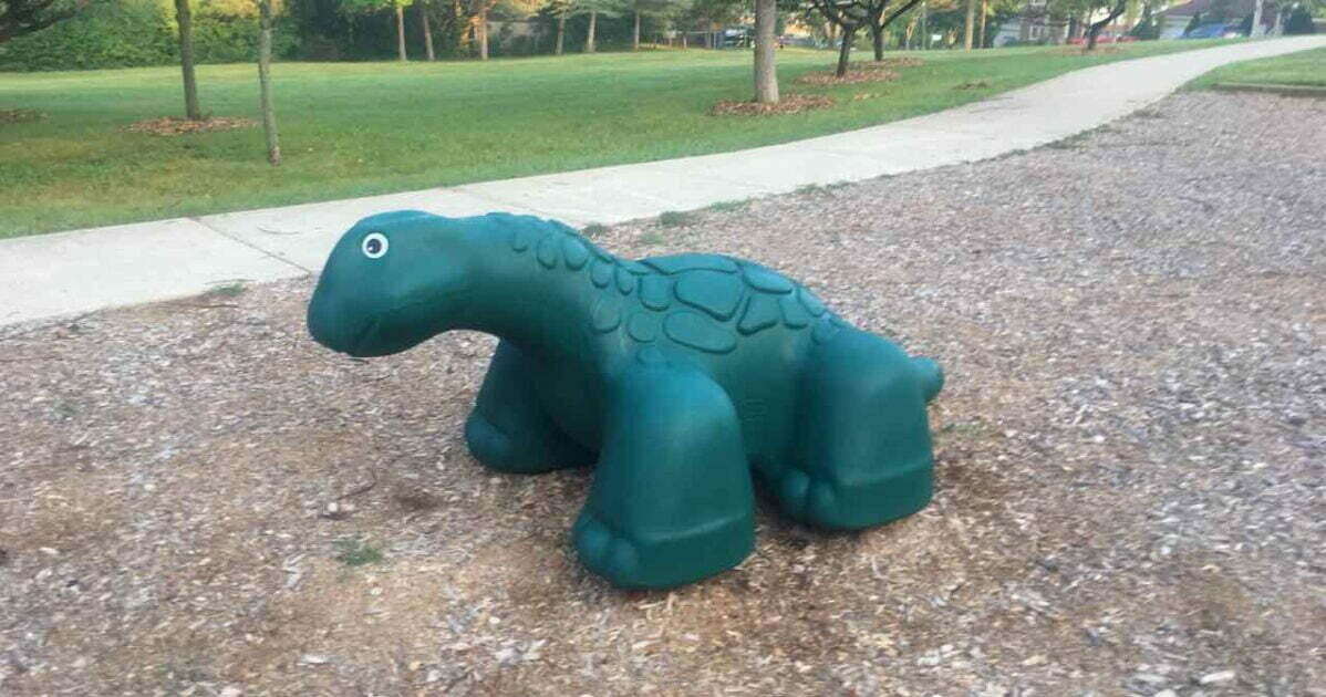 Huron Highlands - Dinosaur