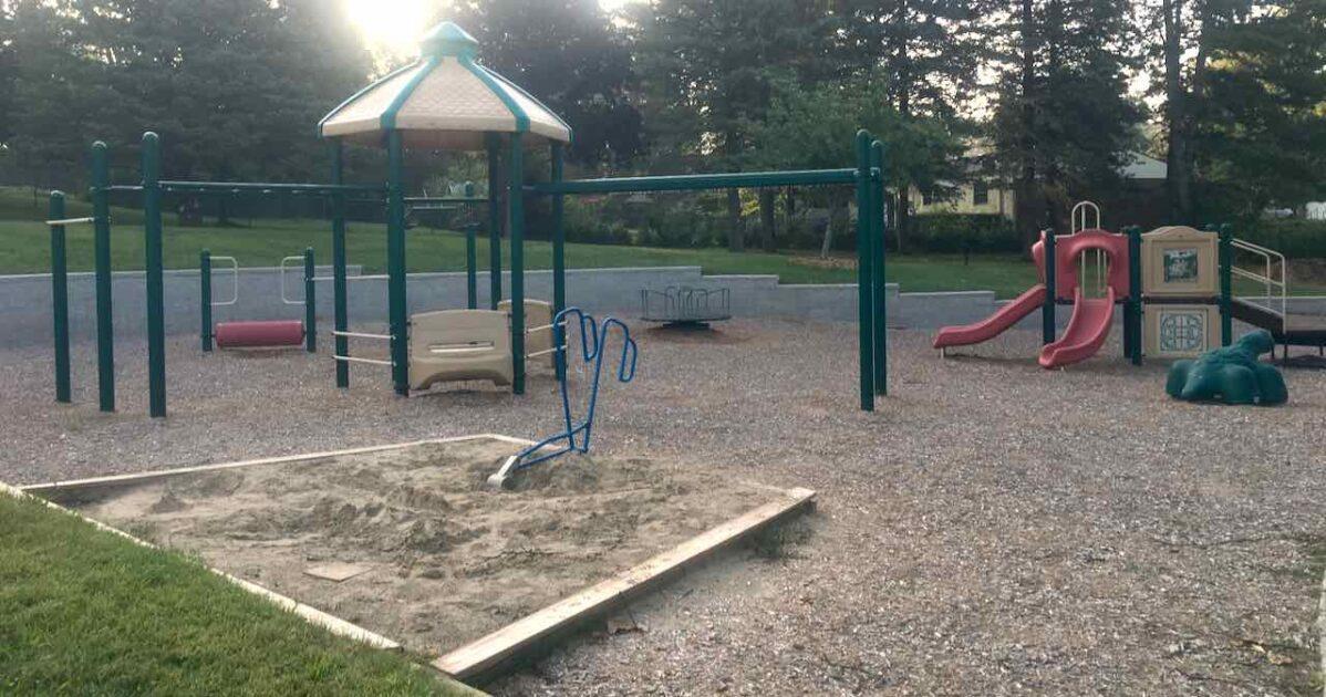 Huron Highlands Playground Overview