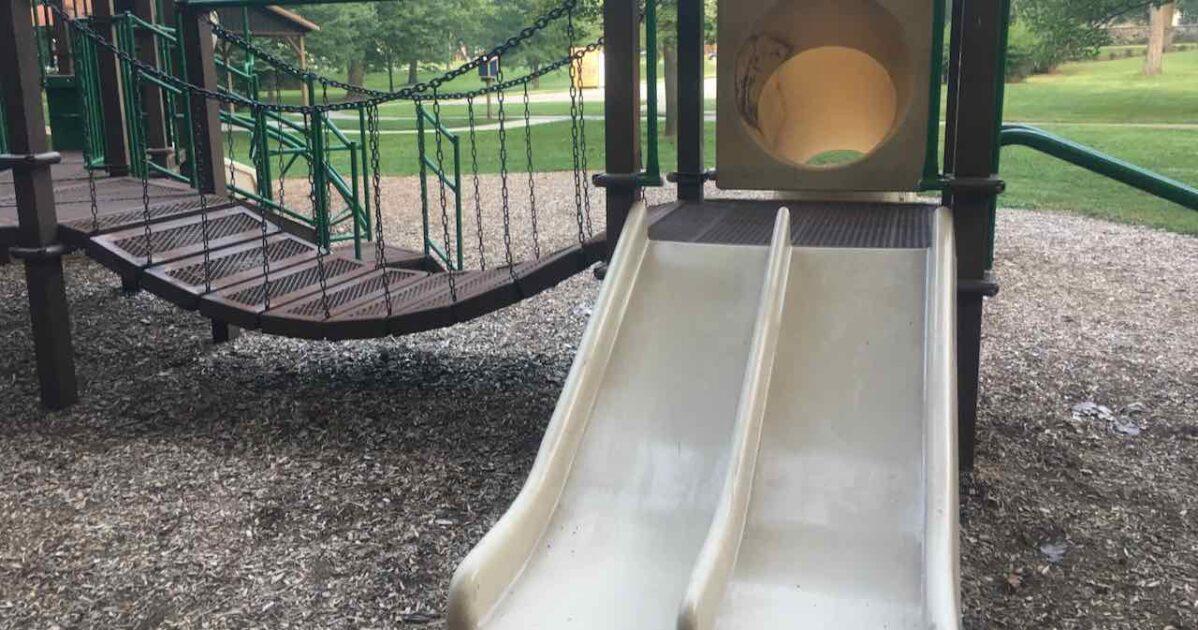 Pierce Park - Flexible Bridge & Racer Slides