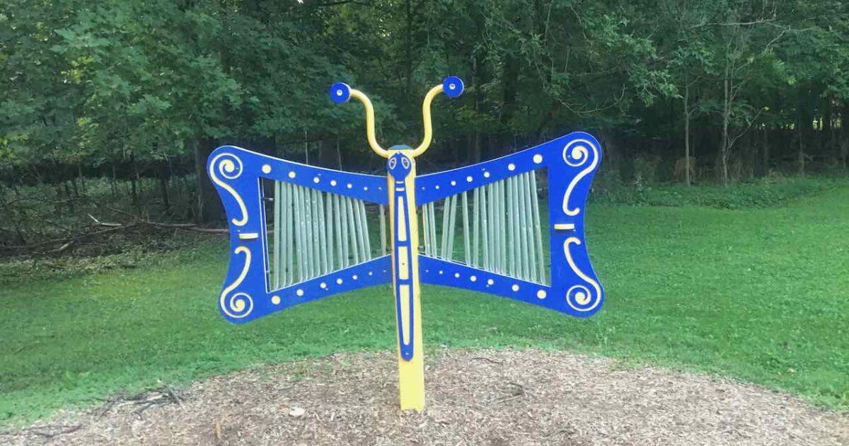 Pierce Park - Musical Butterfly