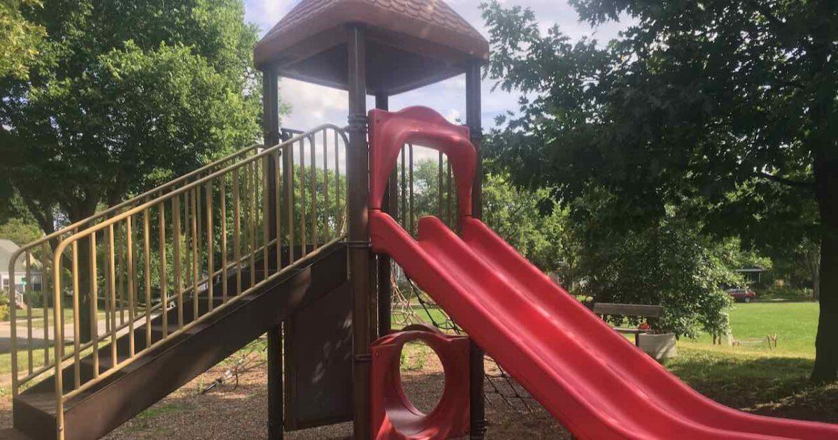 Wellington Park Structure