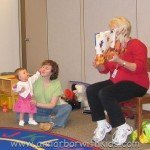Baby Playgroup at AADL (Ann Arbor District Library)