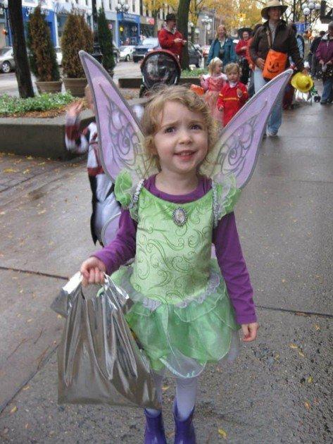 Halloween Treat Parade