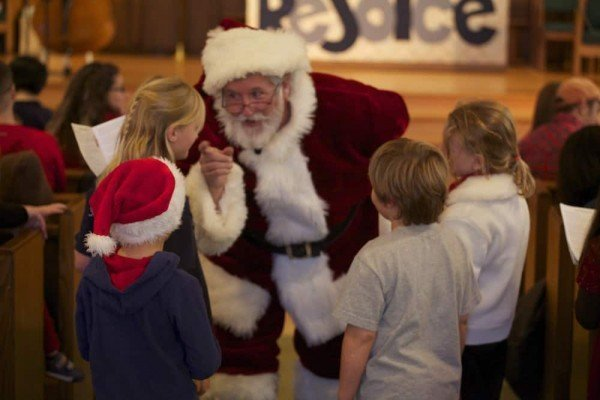 Ann Arbor Symphony Orchestra Sing Along with Santa