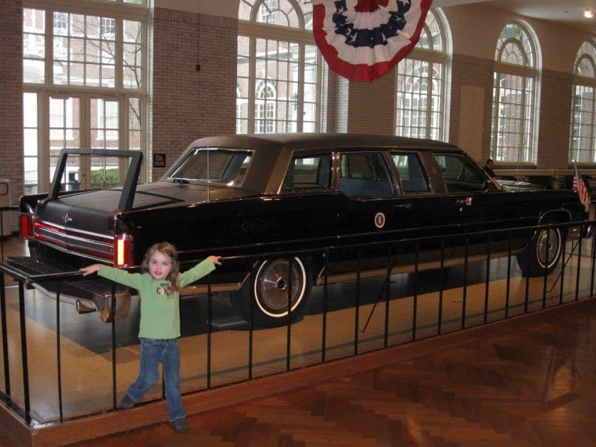 Henry Ford Museum Reagan Presidential Limo