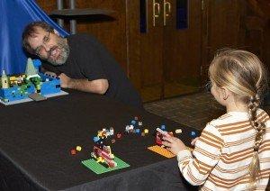 Ann Arbor Symphony Orchestra Pre Show Activities LEGO