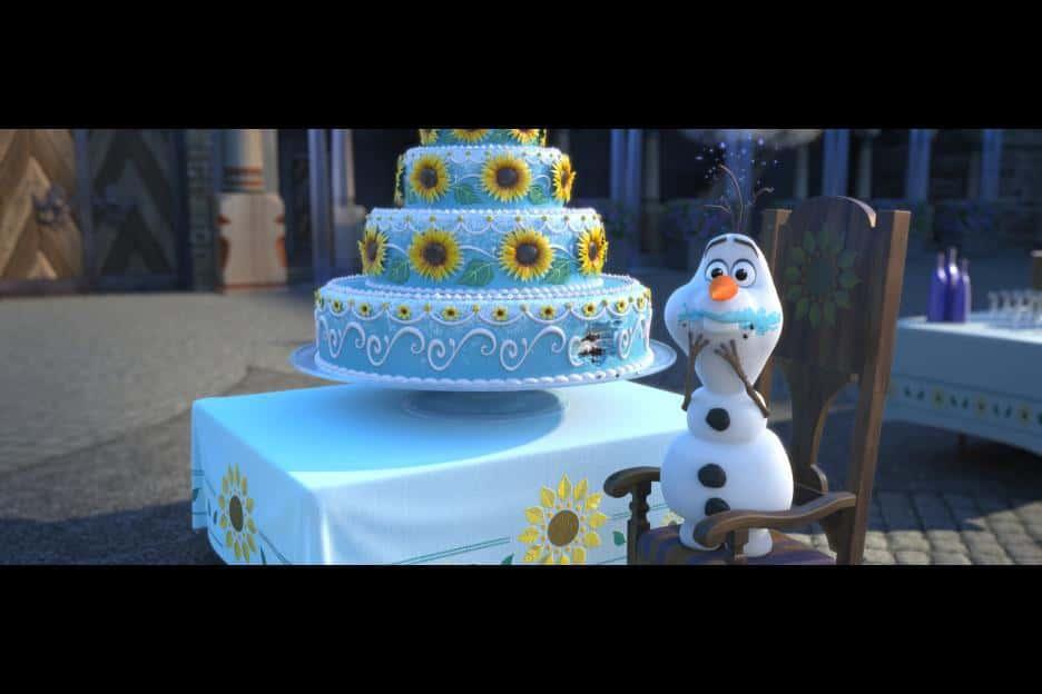 Snow Cake Movie Review