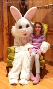 Toledo Zoo Easter Bunny Breakfast Greeting