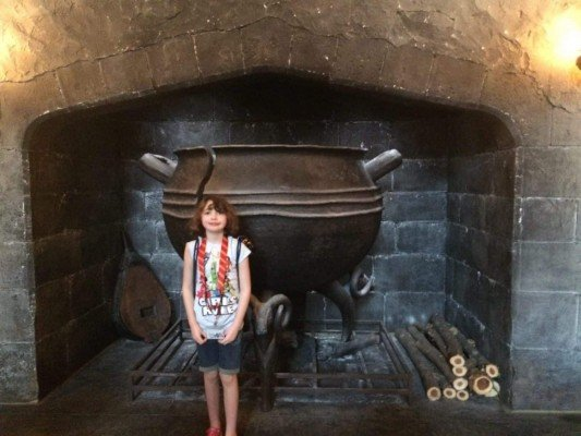 Leaky Cauldron at Diagon Alley Universal Studios