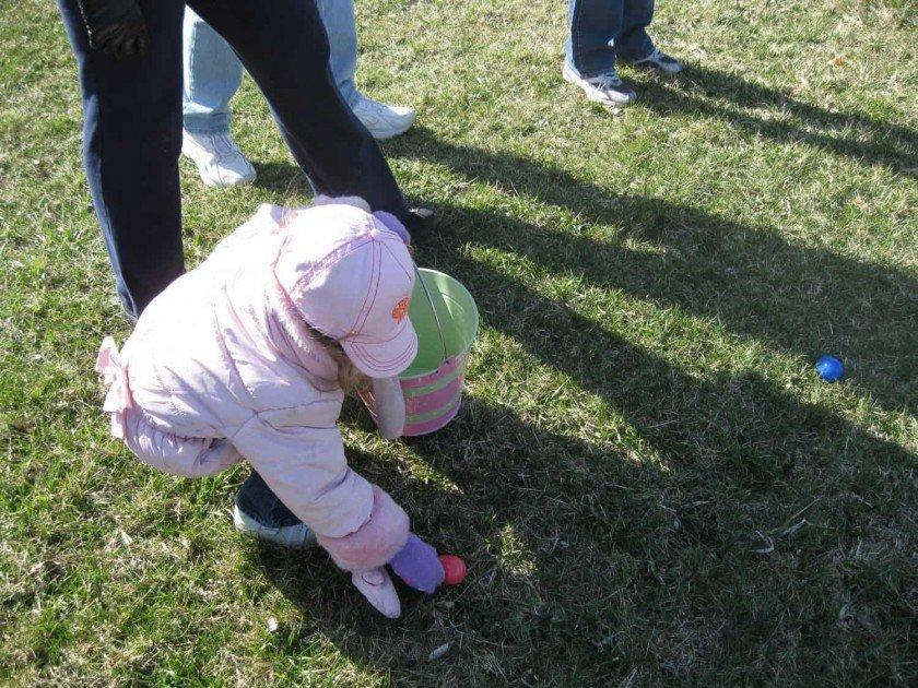 2009 Pittsfield Easter Egg Hunt