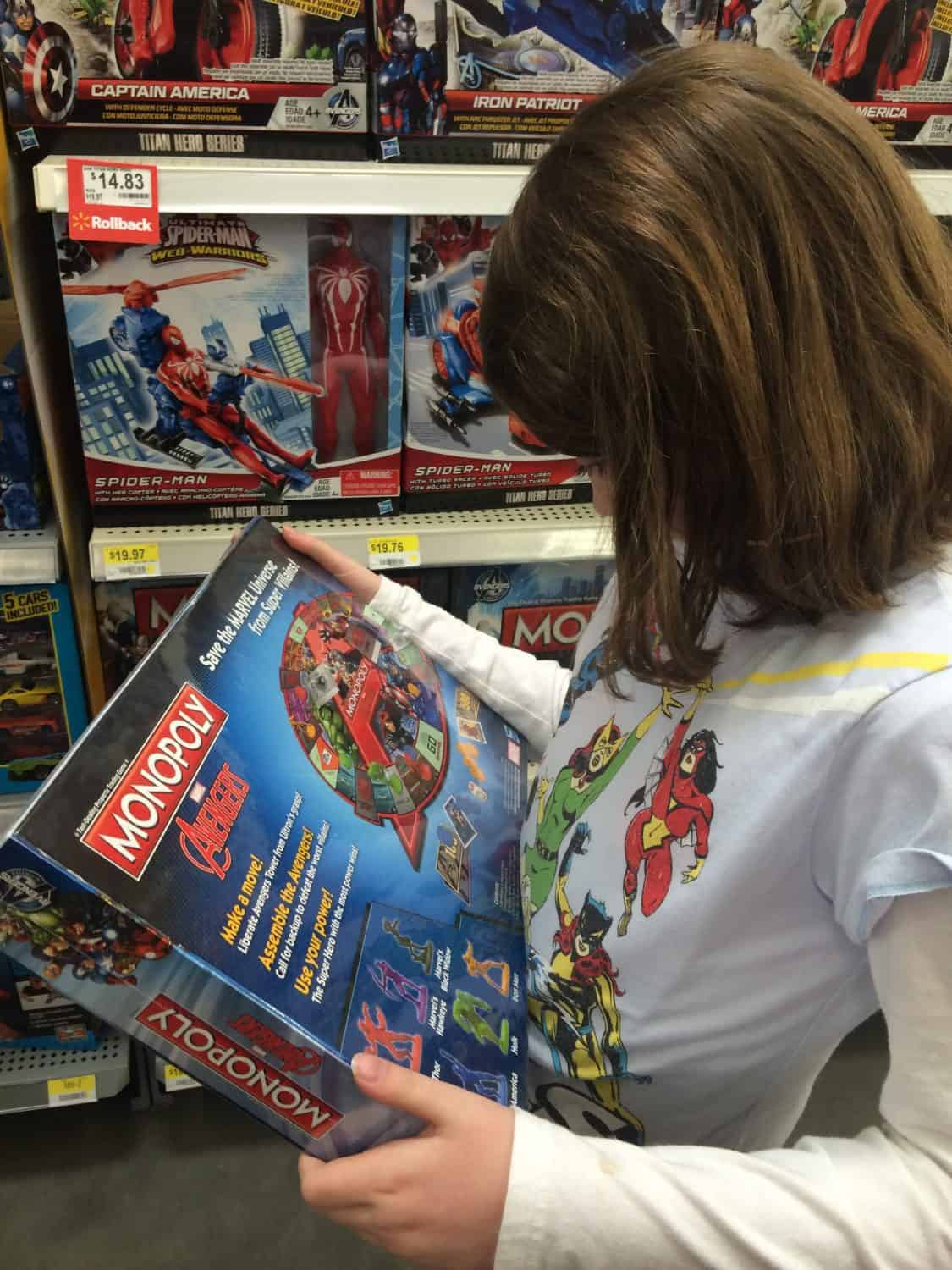 Five Fun Products For Girls Who Love Avengers Too