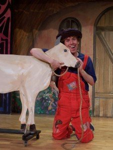 Wild Swan Theater Presents Beanstalk - The Musical