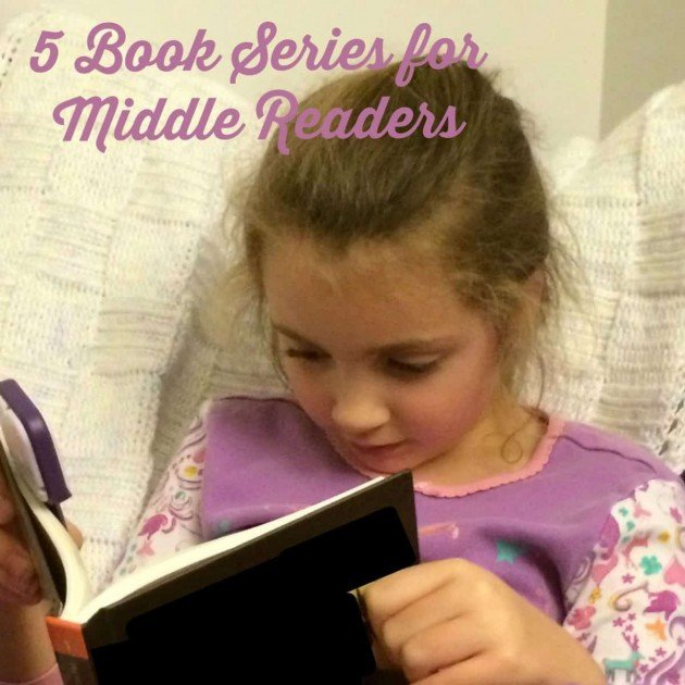 5 Book Series for Middle Readers