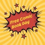Ann Arbor Free Comic Book Day 2016