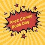 Ann Arbor Free Comic Book Day 2016
