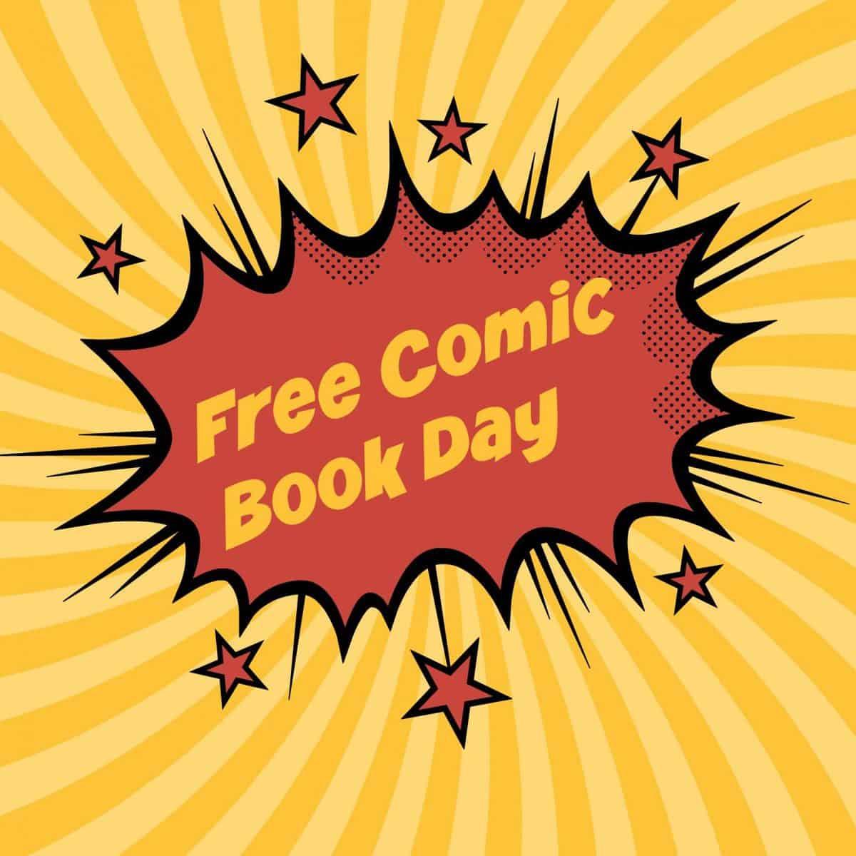 Ann Arbor Free Comic Book Day 2017