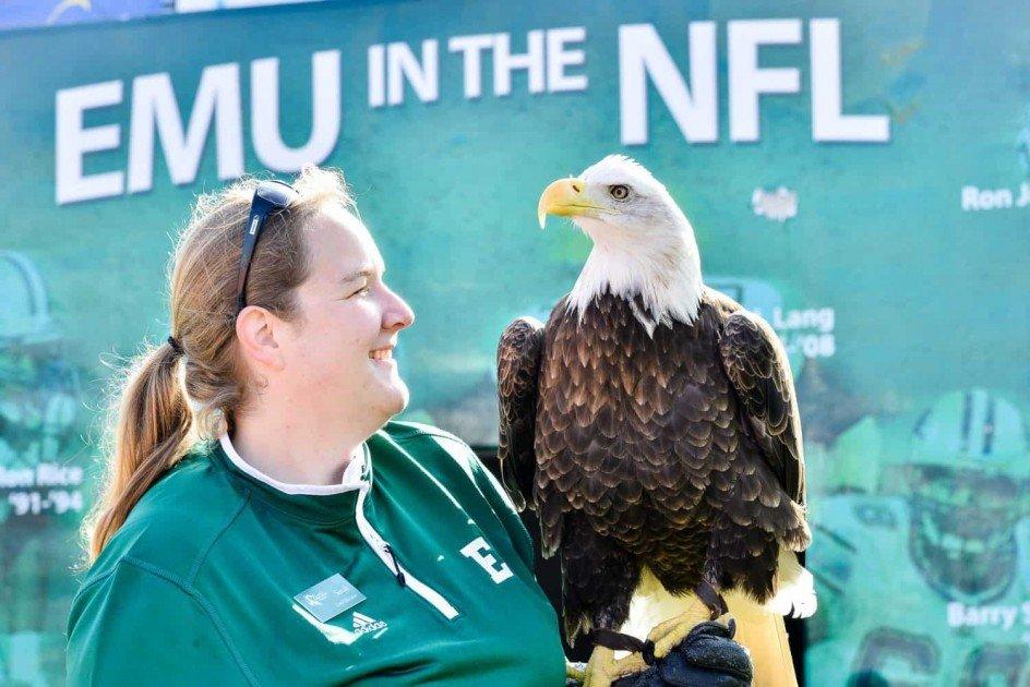 LSNC Eagle at EMU