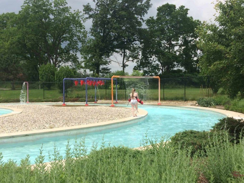 Rolling Hills Water Park Lazy River