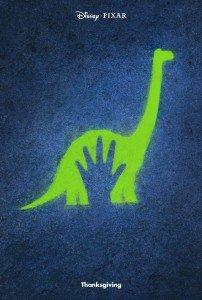 Disney*Pixar's The Good Dinosaur Teaser Poster