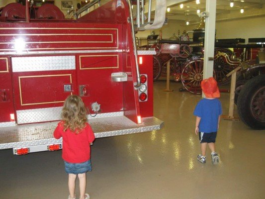 Michigan Firehouse Museum - Exploring Firetrucks - Learn how to get free admission