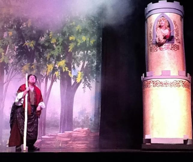 Untangled: The True Story of Rapunzel at Performance Network Theatre, an Etico Productions