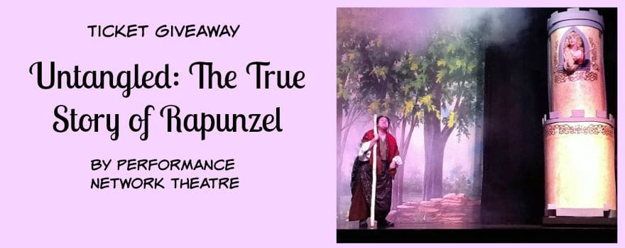 Untangled: The True Story of Rapunzel | Ann Arbor with Kids