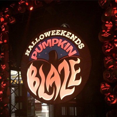 Cedar Point HalloWeekends 2015 Pumpkin Blaze