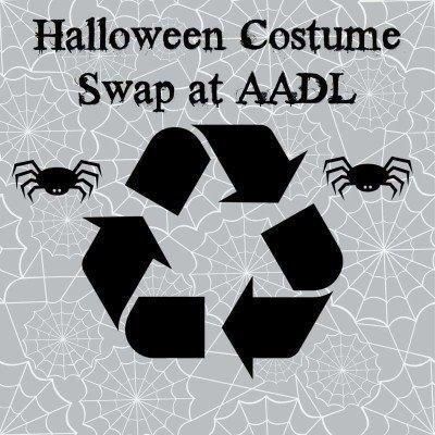 Halloween Costume Swap at AADL