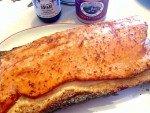 Maple-Soyaki Salmon - Dinner is Served
