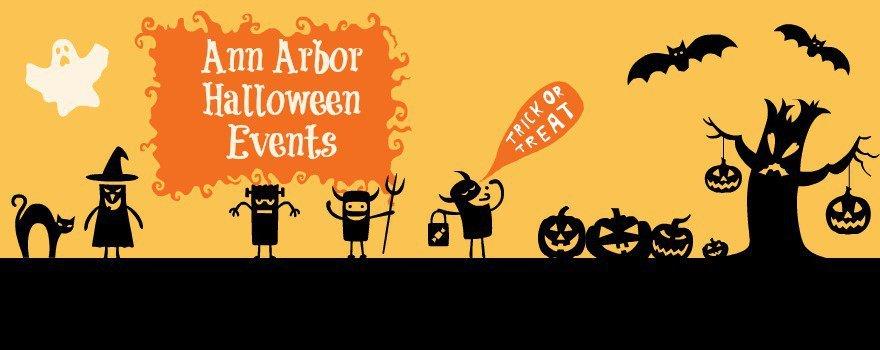 Ann Arbor Halloween Events