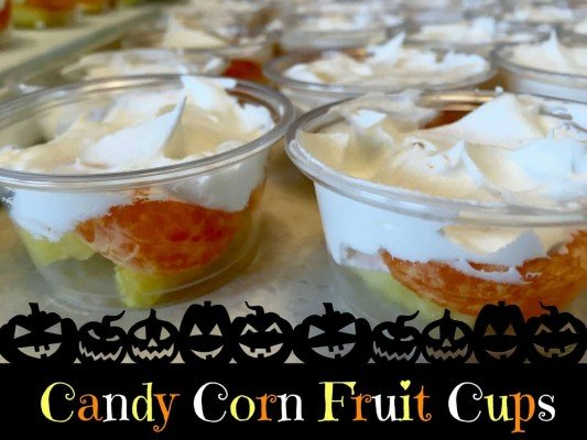 Candy Corn Fruit