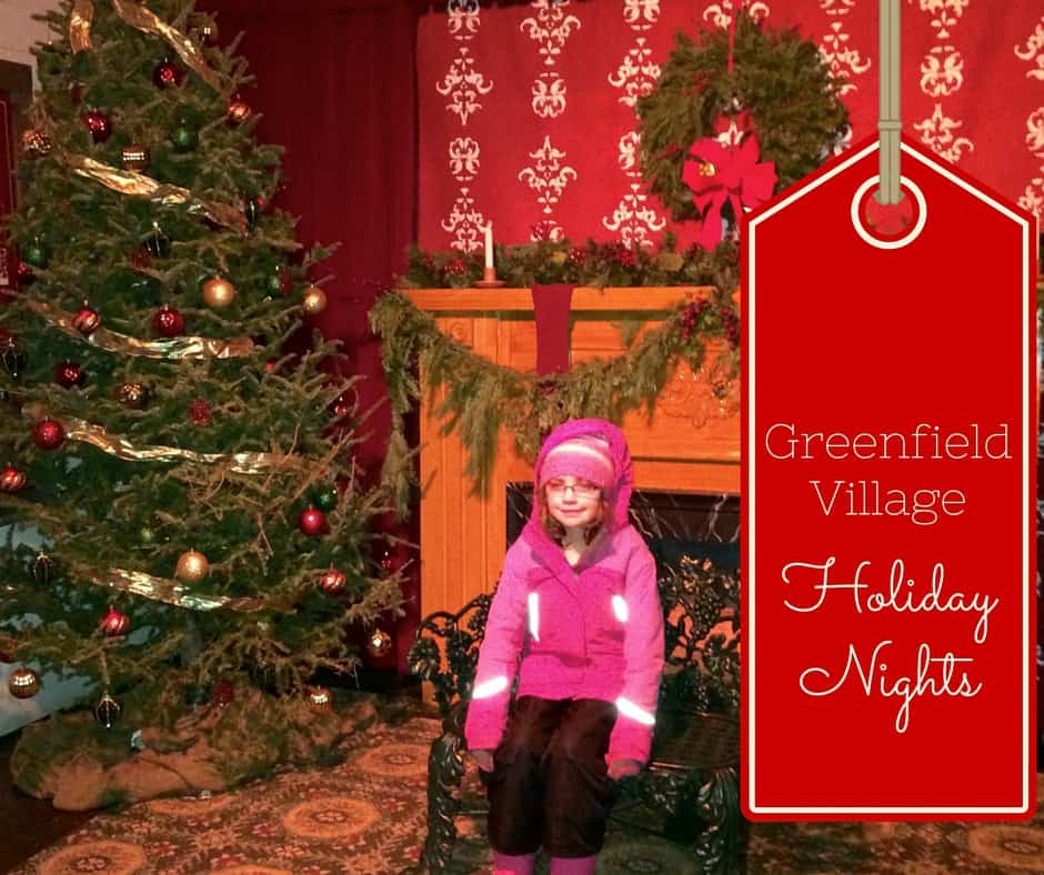 Greenfield Village Holiday Nights