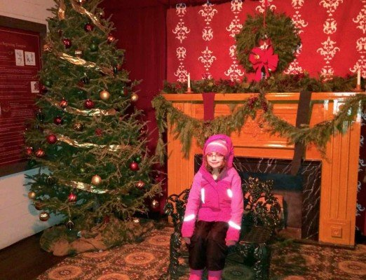 Greenfield Village Holiday Nights -
