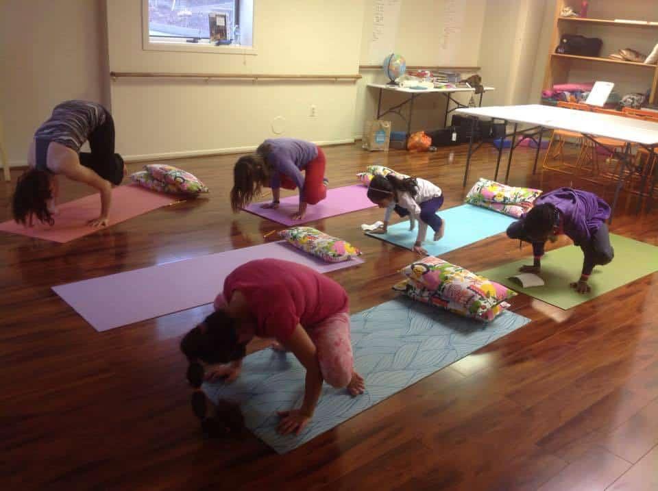 Peachy Fitness Yoga