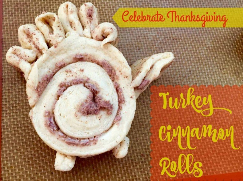 Cinnamon Roll Turkey