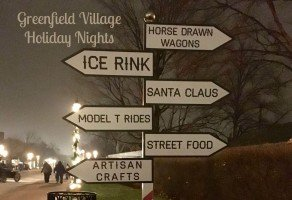 Greenfield Village Holiday Nights