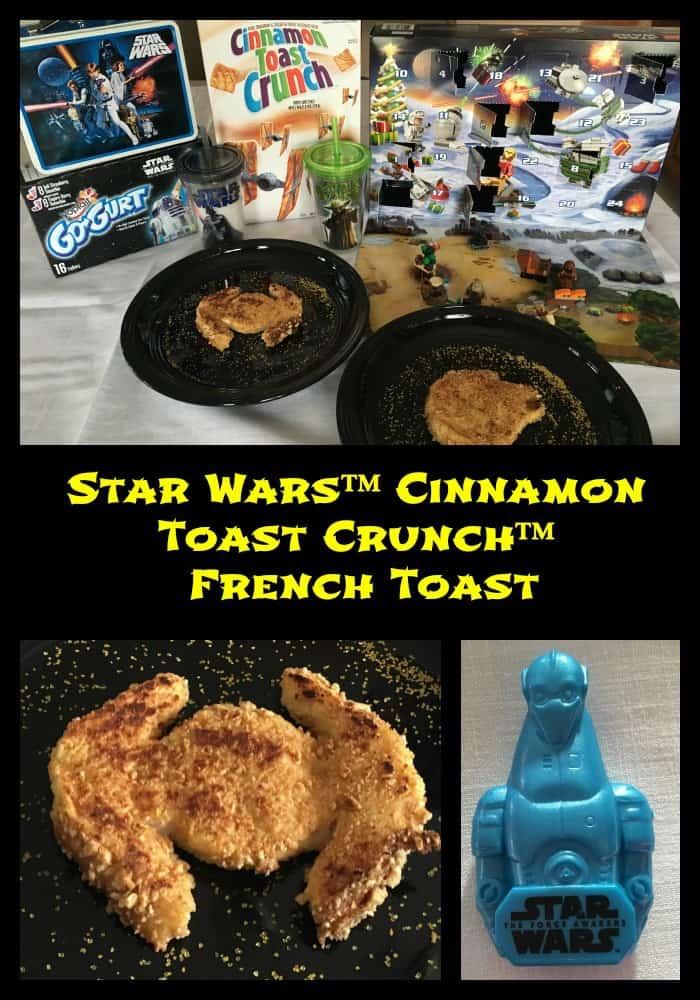 Star Wars™ Cinnamon Toast Crunch French Toast