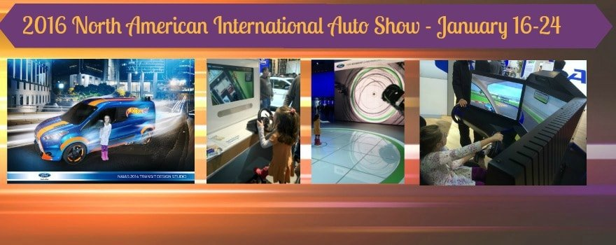 2016 North American International Auto Show