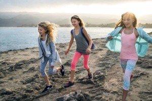 Hawaii girls bright lets SP16 - ivivva Twelve Oaks Opening